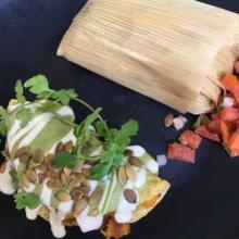 Gluten-free vegan Mexican food at Gracias Madre