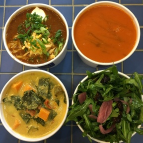 Gluten-free soups from Good Stock