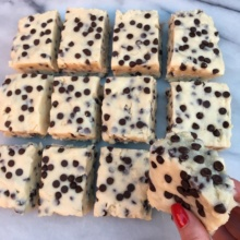 Gluten-free Chocolate Chip Fudge