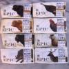 Gluten-free bars by EPIC Bar