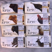 Gluten-free bars by EPIC Bar