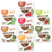 Gluten-free paleo meat snacks by Wild Zora