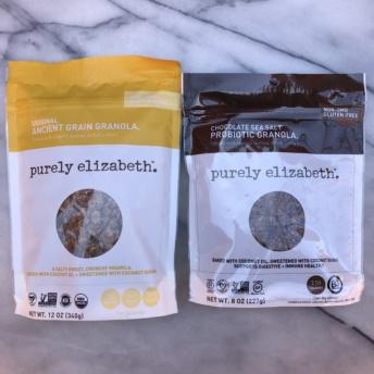 Gluten-free granola by Purely Elizabeth