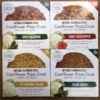 Gluten-free paleo pizza crusts by Califlour Foods