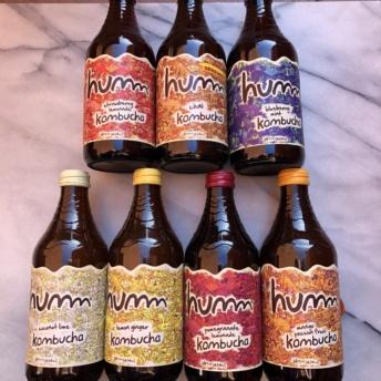 Gluten-free kombucha by Humm Kombucha