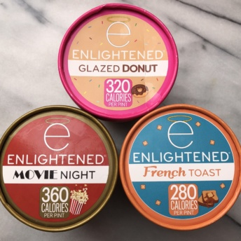 New Gluten Free Ice Cream Flavors By Enlightened