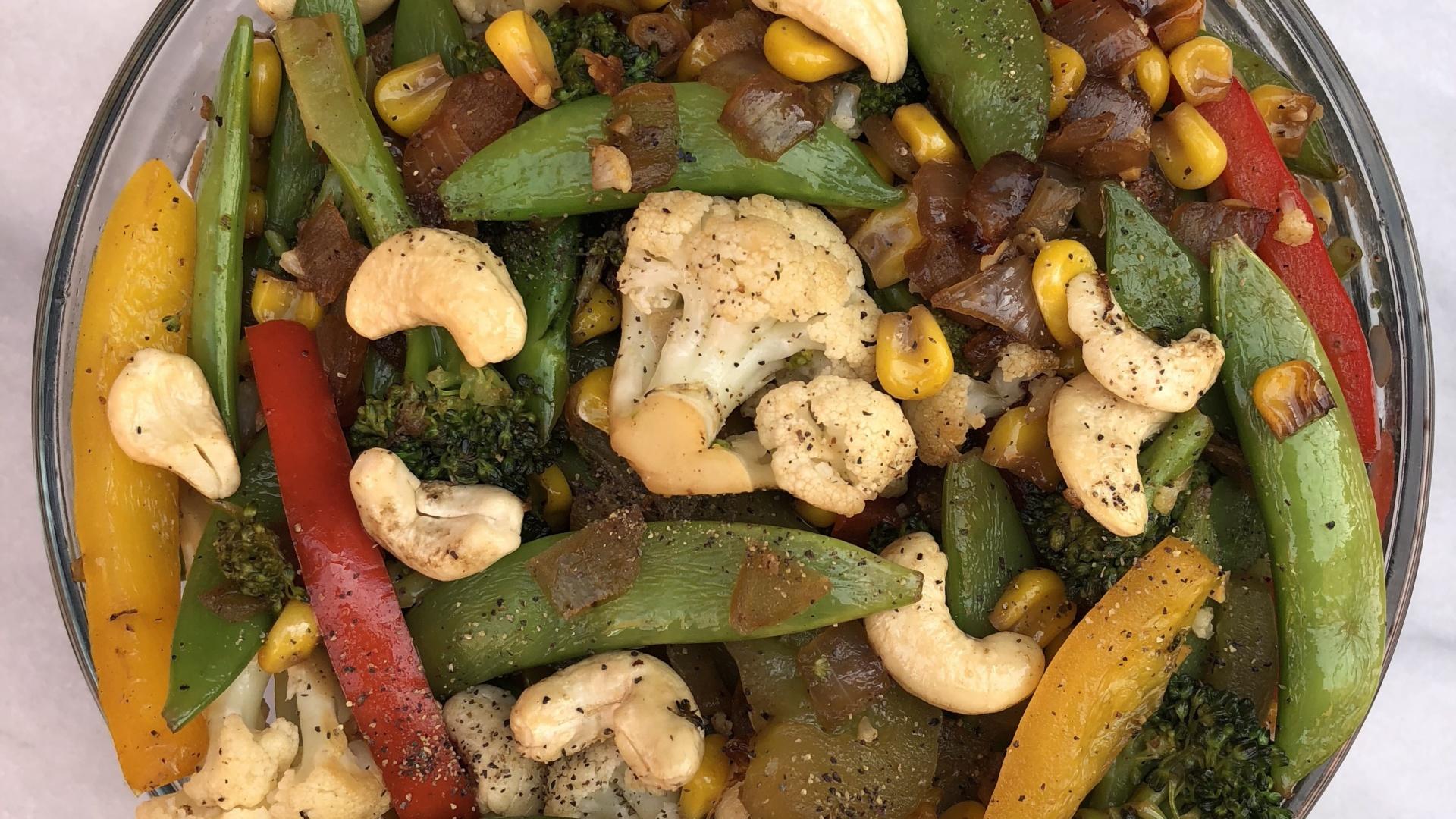 Veggie Stir Fry Gluten Free Follow Me