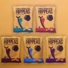 Gluten-free vegan chickpea puffs by Hippeas