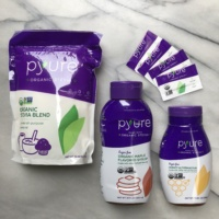 Gluten-free sugar-free products by Pyure