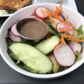 Gluten-free salad from Tryst