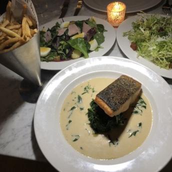 Gluten-free dinner from Chez Ben