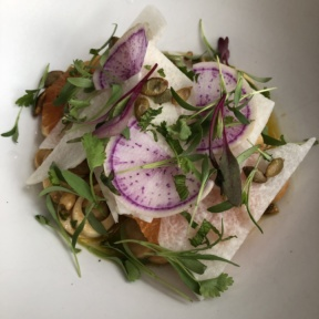 Ceviche from Plant Food + Wine