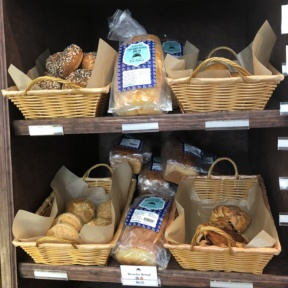 Gluten-free breads from Rise Bakery