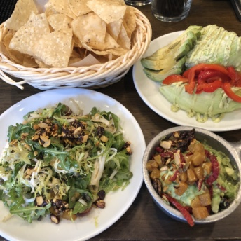 Gluten-free lunch from Bar Bombon