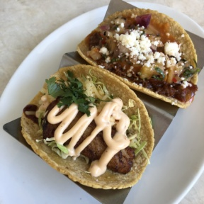 Gluten-free tacos from Tocaya Organica