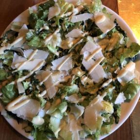 Gluten-free salad from Root Restaurant