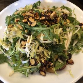 Gluten-free salad from Bar Bombon
