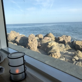 The view at Duke's Malibu