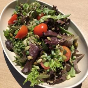 Gluten-free salad from Beefsteak