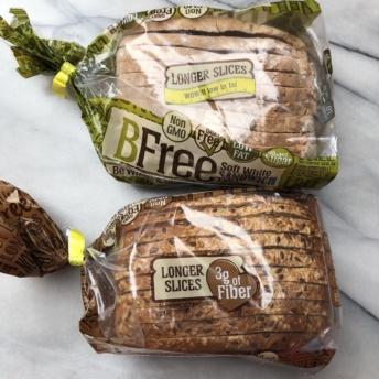Gluten-free bread by BFree Foods