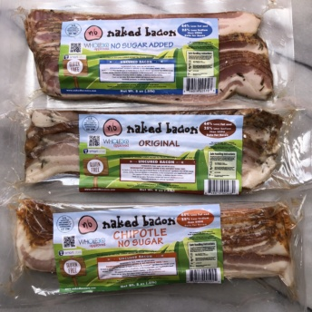 Bacon from Naked Bacon