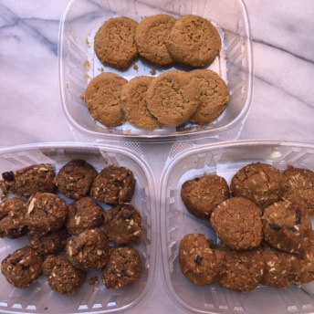 Grain-free cookies from Jack's Paleo Kitchen