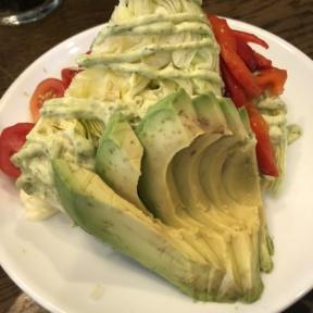 Salad from Bar Bombon