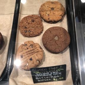 Gluten-free vegan cookies from 1440 Multiversity
