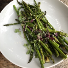 Asparagus from Plant Food + Wine
