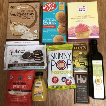 Ten of Jackie's favorite products from Vitacost