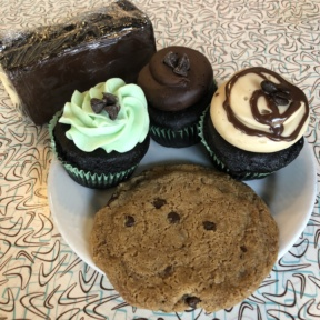 Gluten-free desserts from Sticky Fingers Sweets & Eats
