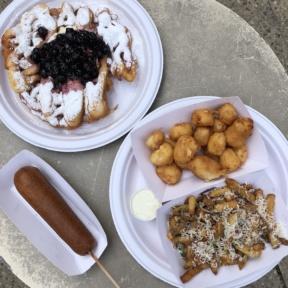 100% gluten-free fried food from Fox & Son