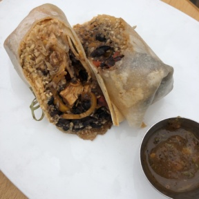 The Guiltless Burrito from Tocaya