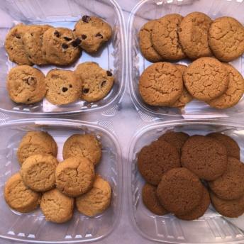 Paleo cookies from Jack's Paleo Kitchen