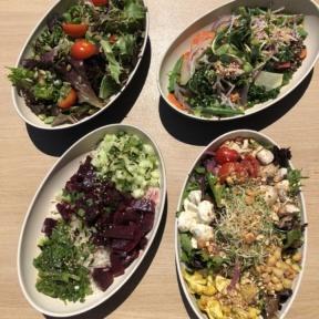 Gluten-free lunch from Beefsteak