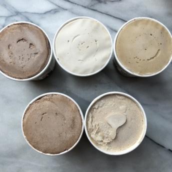 Paleo vegan gelato from Vixen Kitchen