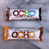 Organic chocolate by OCHO Candy