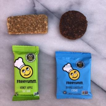 Gluten-free treats by FreeYumm
