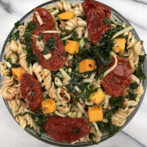 Summer Pasta Salad with Mann's Fresh Vegetables