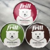 Gluten-free ice cream by Frill