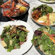 Gluten-free brunch from Herringbone