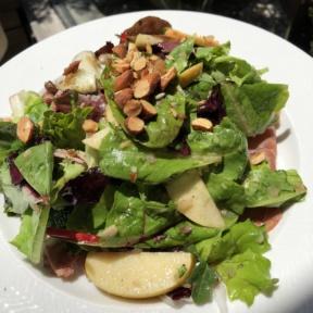 Gluten-free lady apple salad from Herringbone