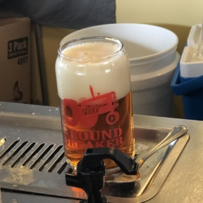 Gluten-free beer from Ground Breaker Brewing