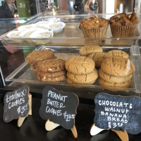 Gluten-free baked goods from Harlow