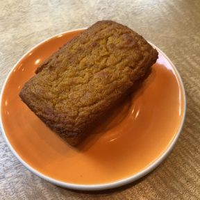 Gluten-free carrot cake from TAP