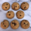 Gluten-free cookies from Well baked by Juliet