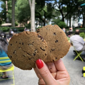Paleo cookies from Hu Kitchen
