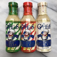 Gluten-free dressings from Galeos Salad Dressing