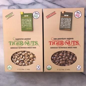 Gluten-free paleo Tiger Nuts