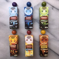 Candy-coated supplements by Good Day Chocolate